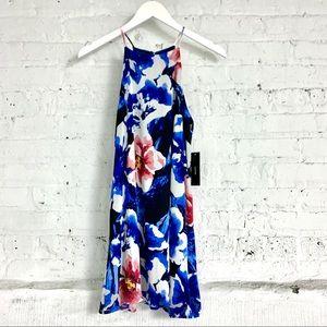 Lulu's NWT floral mini dress XS
